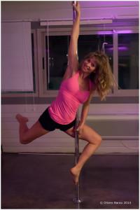 pole dance sport